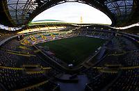 LISBOA-20 OUTUBRO:Vista geral do Est‡dio Alvalade XXI¼ casa da equipa da super liga do Sporting C.P. e que vai albergar o EURO 2004, 20-10-03 19:45 no est‡dio Alvalade XXI.<br />(PHOTO BY: AFCD/NUNO ALEGRIA)