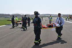 Tweed New Haven Regional Airport Triennial Disaster Drill Exercise. 26 April 2011 HVN