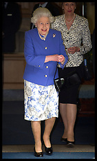The Queen visits Prince Philip in hospital