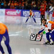 NLD/Heerenveen/20130111 - ISU Europees Kampioenschap Allround schaatsen 2013, 5000 meter heren, Sven Kramer