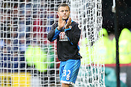 Jack Wilshere of Bournemouth (on loan from Arsenal) applauds the AFC Bournemouth fans after the final whistle. Premier league match, Watford v AFC Bournemouth at Vicarage Road in Watford, London on Saturday 1st October 2016.<br /> pic by John Patrick Fletcher, Andrew Orchard sports photography.