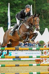 , DKB - Bundeschampionate Warendorf 31. - 04.09.2011, Chalayan - Sander, Jordi
