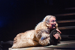 Production images of Thomas Murray and the Upside Down River by Robert Catto, captured at Griffin Theatre on Wednesday 13  January, 2016.<br /> <br /> Invoking the expansive, isolating beauty of rural Australia, Reg Cribb's epic new play is about a man ravaged by drought, family secrets and love.<br /> <br /> The Murray family have been farming the land along the Darling River for five generations. For Tom Murray, it's all he's ever known. When his childhood friends Lucy and Billy reappear, deep friendships are tested, and secrets, long buried, are finally awakened – Tom must make the long journey down-stream to reconcile past wrongs and to fight for his wife.<br /> <br /> Reg Cribb is a highly-awarded playwright and screenwriter. His plays Last Cab to Darwin and The Return / Last Train to Freo have been adapted into feature films and he wrote the screenplay for the award-winning Bran Nue Dae. <br /> <br /> Director Chris Bendall<br /> Set & Costume Designer Dann Barber<br /> Composer & Sound Designer Kingsley Reeve <br /> Lighting Designer Alexander Berlage<br /> Stage Manager Ruth Horsfall<br /> Co-Producers Pippa Bailey and Chris Bendall <br /> With Grant Cartwright, Vanessa Downing, Nicholas Papademetriou, Francesca Savige, Bjorn Stewart