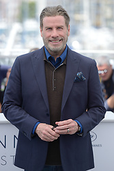 John Travolta attending the Rendez-vous with John Travolta - Gotti Photocall held at the Palais des Festivals as part of the 71th annual Cannes Film Festival on May 15, 2018 in Cannes, France. Photo by Aurore Marechal/ABACAPRESS.COM