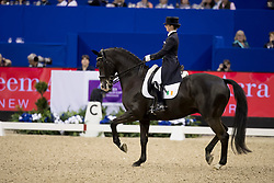 Reynolds Judy, IRL, Vancouver K<br /> Grand Prix de Dressage<br /> FEI World Cup Dressage Final, Omaha 2017 <br /> © Hippo Foto - Dirk Caremans<br /> 30/03/2017