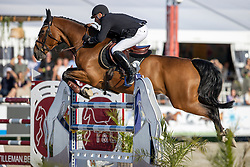 Philippaerts Ludo, BEL, Dhalida Diamant vd Krekebeke Z<br /> Belgisch Kampioenschap 7 jarige springpaarden - Oudsbergen 2021<br /> © Hippo Foto - Dirk Caremans<br /> 15/08/2021
