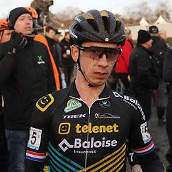 08-12-2019: Wielrennen: Superprestige: Zonhoven: Lars van der Haar