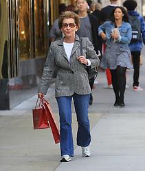 Judge Judy Sheindlin is seen in Los Angeles, CA.