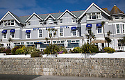 Historic Royal Duchy Hotel, Falmouth, Cornwall, England, UK