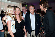 KATE BOSWORTH; STELLA MCCARTNEY; SIR PAUL MCCARTNEY; JAMES RUSSO, ,  Told, The Art of Story by Simon Aboud. Published by Booth-Clibborn editions. Book launch party, <br /> St Martins Lane Hotel, 45 St Martins Lane, London WC2. 8 June 2009