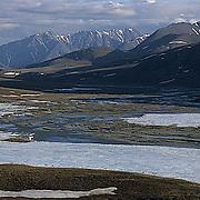 Arctic National Wildlife Refuge in Alaska.