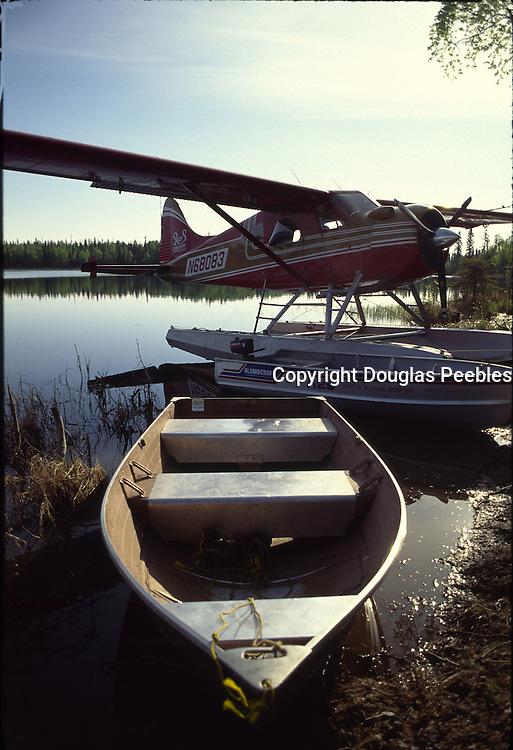 Float Plane, Kenai Peninsula, Alaska<br />