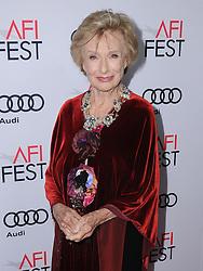 Cloris Leachman bei der The Comedian Premiere in Los Angeles / 111116 ***The Comedian premiere, Los Angeles, 11 Nov 2016 ***