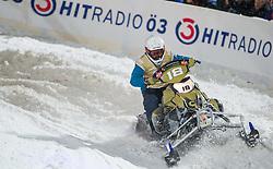 07.12.2014, Saalbach Hinterglemm, AUT, Snow Mobile, im Bild Pirkner Event Racing Team // during the Snow Mobile Event at Saalbach Hinterglemm, Austria on 2014/12/07. EXPA Pictures © 2014, PhotoCredit: EXPA/ JFK