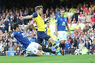 Everton v Arsenal 230814