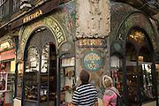 Art Nouveau Cafe and Patisserie, The Ramblas, Barcelona
