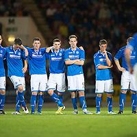St Johnstone FC Aug 2013