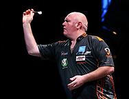 Joe Chaney during the BDO World Professional Championships at the O2 Arena, London, United Kingdom on 5 January 2020.