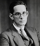 Geoffrey Grigson, poet, England, UK, 1932