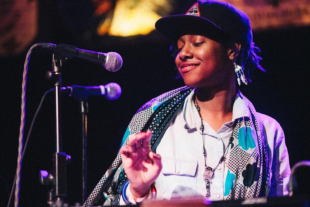 Amenta Abioto at Mississippi Studios, March 15, 2017