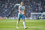 Coventry City Midfielder, Jordan Shipley (26) during the EFL Sky Bet League 1 match between Portsmouth and Coventry City at Fratton Park, Portsmouth, England on 22 April 2019.