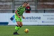 Luke Hallett during the Pre-Season Friendly match between Cirencester Academy and Forest Green Rovers at Cotswold Academy, Cirencester, United Kingdom on 30 July 2019.