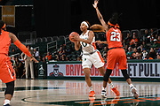 2018 Miami Hurricanes Women's Basketball vs Syracuse
