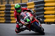 Glenn IRWIN, TAK CHUN Racing by PBM/Penz13, Ducati<br /> 64th Macau Grand Prix. 15-19.11.2017.<br /> Suncity Group Macau Motorcycle Grand Prix - 51st Edition<br /> Macau Copyright Free Image for editorial use only