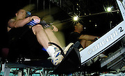 Birmingham, GREAT BRITAIN, Steve MILLS, in the Men 35-39 HWT category, competing at the British Indoor Rowing Championships, National Indoor Arena, Birmingham, ENGLAND. 12/11/2006, [Photo, Peter Spurrier/Intersport-images].....