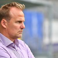 29.09.2019, Carl-Benz-Stadion, Mannheim, GER, 3. Liga, SV Waldhof Mannheim vs. FC Hansa Rostock, <br /> <br /> DFL REGULATIONS PROHIBIT ANY USE OF PHOTOGRAPHS AS IMAGE SEQUENCES AND/OR QUASI-VIDEO.<br /> <br /> im Bild: Martin Pieckenhagen (Sport-Vorstand FC Hansa Rostock)<br /> <br /> Foto © nordphoto / Fabisch