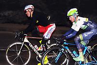 Sykkel<br /> Tour des Fjords 2015<br /> Foto: imago/Digitalsport<br /> NORWAY ONLY<br /> <br /> Alexander KRISTOFF ( NOR / Katusha Team ) im Tunnel unterwegs - Aktion - Rennszene - Querformat - quer - horizontal - Event / Veranstaltung: Tour des Fjords - Fjord Rundfahrt 2015 - Stage 3 / 3.Etappe: Stord nach Sauda 166.0 km - Location / Ort: Sauda - Norway - Norwegen - Europe - Europa - Date / Datum: 29.05.2015