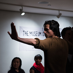 Public Performance at the Museum of Arts and Design