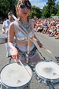 Fremont Solstice Parade 2013 in Seattle, Washington USA