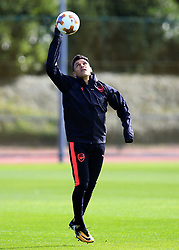 13 September 2017 -  UEFA Europa League (Group H) - Arsenal Training - Alexis Sanchez of Arsenal - Photo: Marc Atkins/Offside