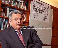 Jay Owen Light, Former Dean of Harvard Business School.