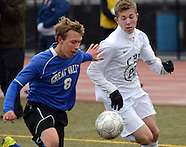 Central Bucks East vs Garnet Valley Soccer Playoff
