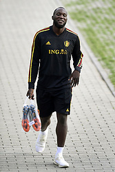 September 4, 2018 - Tubize, Belgique - Romelu Lukaku forward of Belgium (Credit Image: © Panoramic via ZUMA Press)