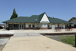 Galesburg - Amtrak Train Depot