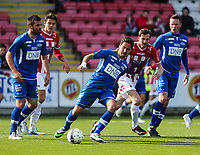 FotballFørstedivisjonTromsø IL vs Ranheim04.05.2014Miika Koppinen, TromsøVegard Voll, RanheimFoto: Tom Benjaminsen / Digitalsport