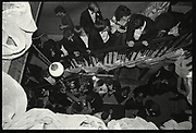 Staircase, Oxford Union. 1985, Oxford: The Last Hurrah. Negative scans.