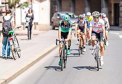 25.04.2018, Innsbruck, AUT, ÖRV Trainingslager, UCI Straßenrad WM 2018, im Bild Patrick Konrad (AUT), Thomas Rohregger (AUT) // during a Testdrive for the UCI Road World Championships in Innsbruck, Austria on 2018/04/25. EXPA Pictures © 2018, PhotoCredit: EXPA/ JFK