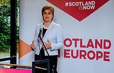 Nicola Sturgeon, Made in Scotland, Brussels, 11 June 2019