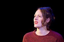 Fleabag <br /> written & performed by Phoebe Waller-Bridge <br /> at Soho Theatre, London, Great Britain <br /> press photocall<br /> 6th December 2016 <br /> <br /> Phoebe Waller-Bridge <br /> <br /> Photograph by Elliott Franks <br /> Image licensed to Elliott Franks Photography Services