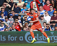 Queens Park Rangers v Blackpool 290314