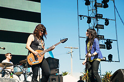 Dirty Ghosts perform at The Treasure Island Music Festival - San Francisco, CA - 10/13/12