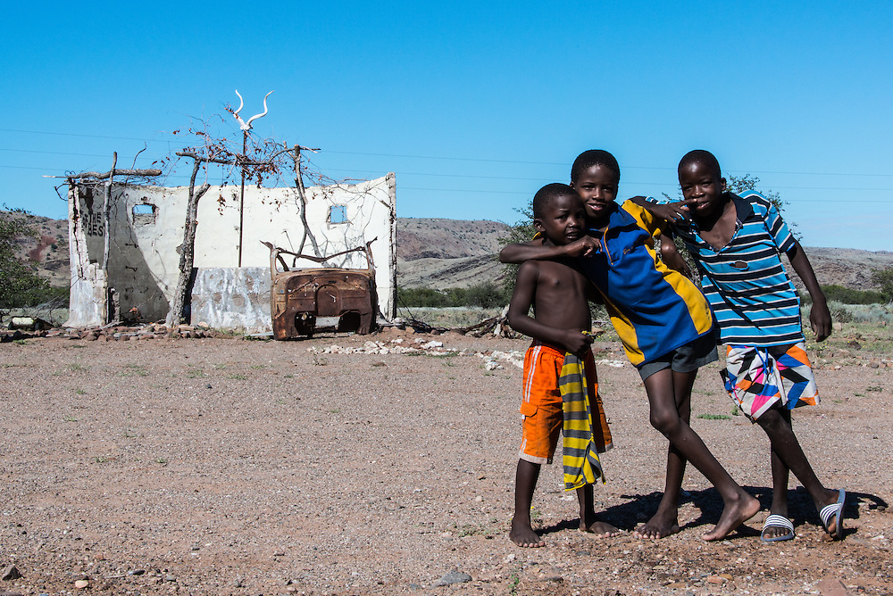 The Kids are Alright, Namibia