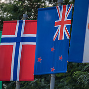 NZL Scenery @ World Champs 2018