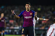 Barcelona v Sevilla - 20 October 2018