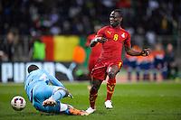 Goal Agyemang Badu  - 31.03.2015 - Ghana / Mali  - Match amical<br /> Photo : Andre Ferreira / Icon Sport