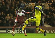Middlesbrough v Sheffield Wednesday 091112